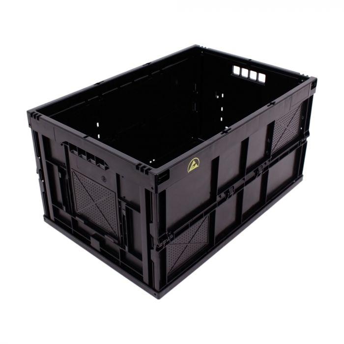 Leitfähige Faltbox Falter 6432