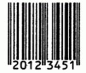 1-D Barcode