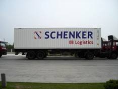 ISO-Container/ Seefrachtcontainer