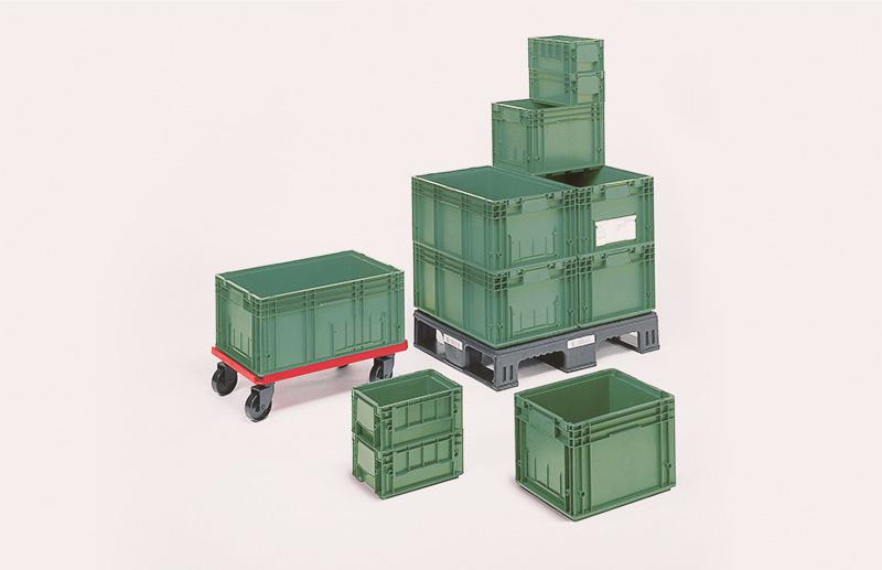 Kalt, warm, schwer oder elektronisch? Behälter für alle Fälle.