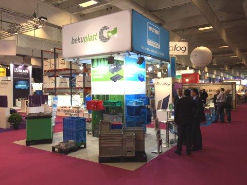 Die französische Top-Logistikmesse SITL
