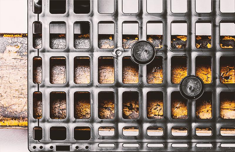 Palettenboxen – Für schnelleres Verladen und Einlagern