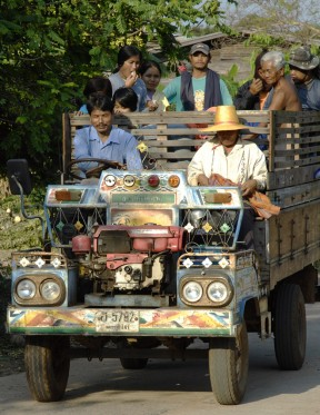 Logistik in Thailand